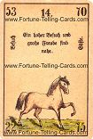 Antique Fortune Telling Cards, Visit, guests