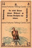Antique Fortune Telling Cards, Change of residing