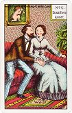 Kipper Cards, Mrs. Kipper famous Fortune Telling Card, Gathering